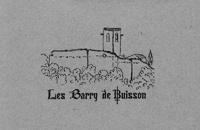logo Barry - Buisson