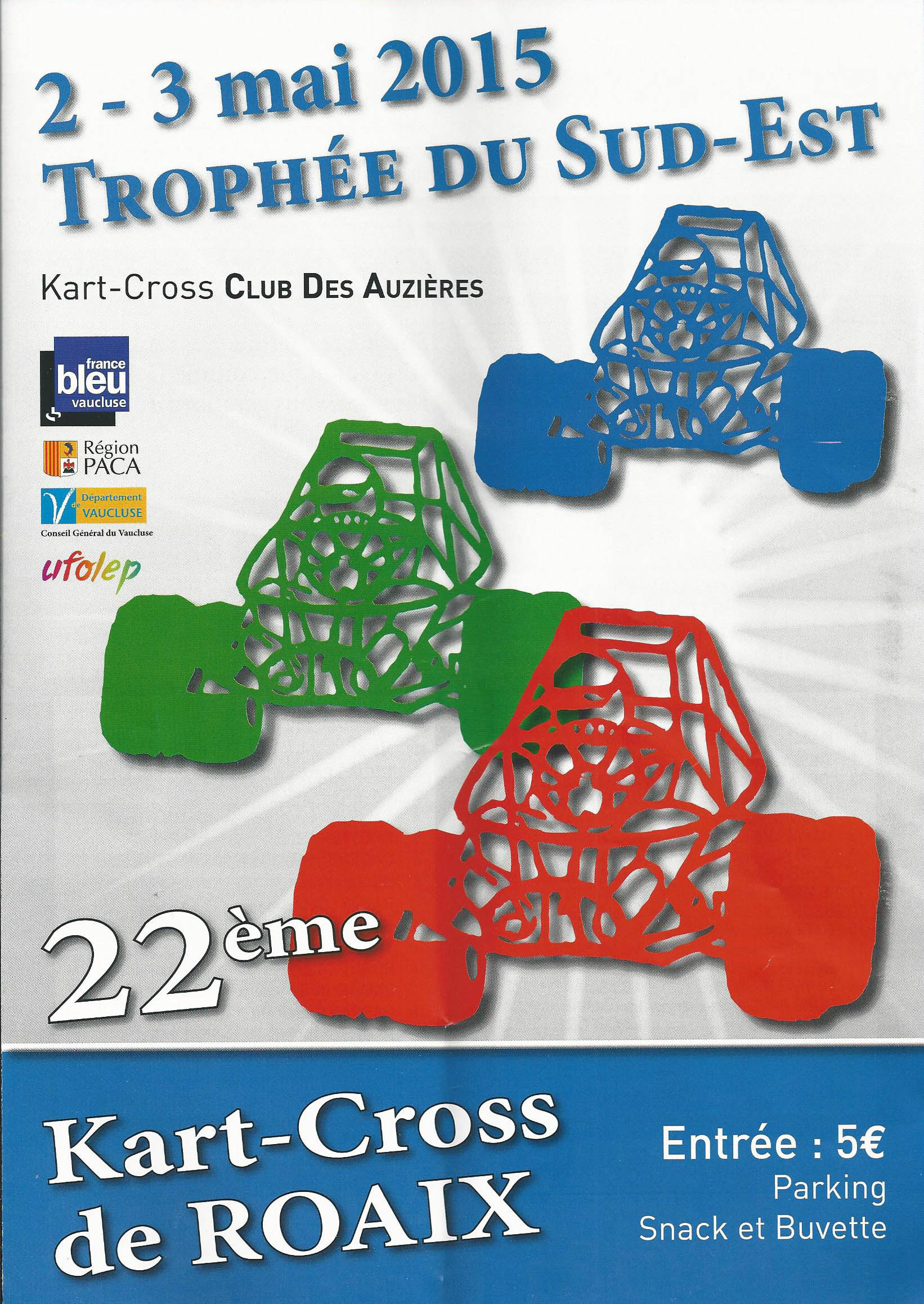 Kart-Cross-Roaix