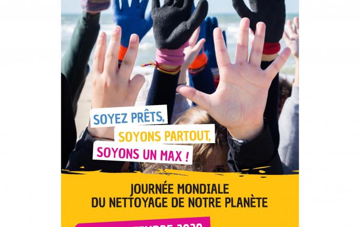 Netttoyage planète 2020